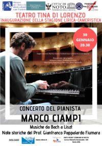 Concerto del Pianista